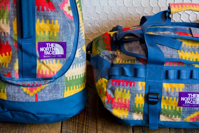 THE NORTH FACE PURPLE LABEL Climbing Bag & Base Camp Duffel