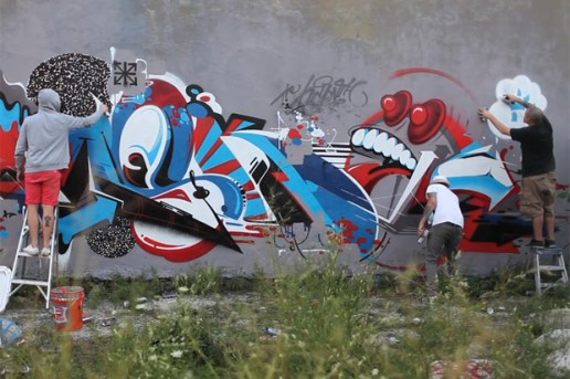 The Seventh Letter: Revok, Rime & Roids Cross Country (Video)
