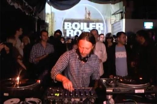 Thom Yorke's DJ Set @ Boiler Room