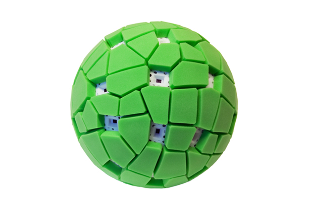 Throwable Panoramic Camera Ball