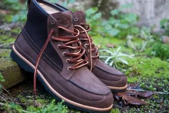 Timberland Abington Woolrich 7-Eye Boot
