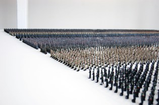 Tin Soldiers by Ala Younis