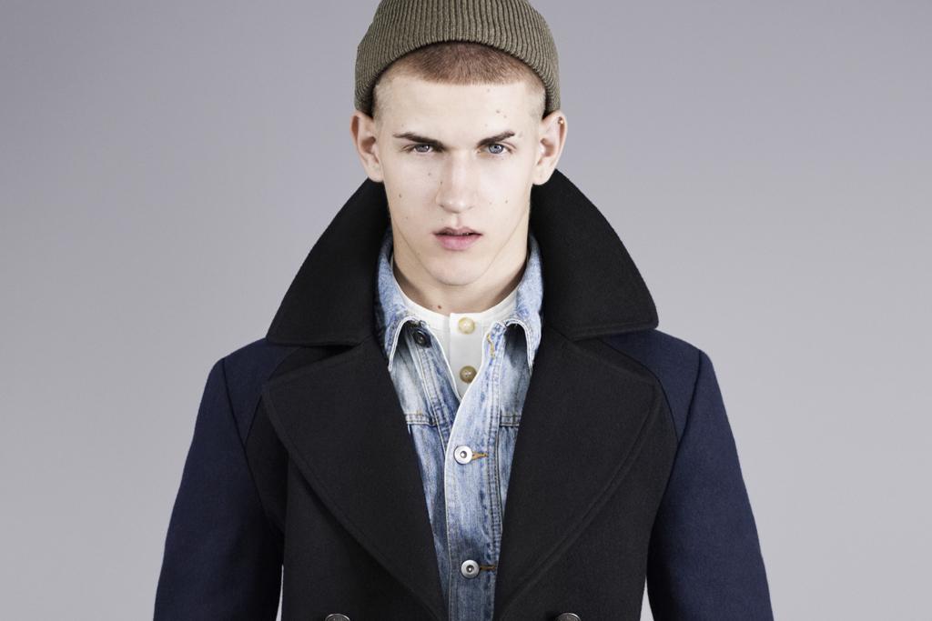 Topman Classics Projects: The Pea Coat