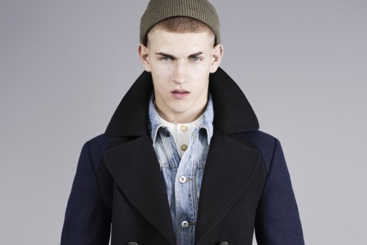 Topman Classics Projects: The Pea Coat