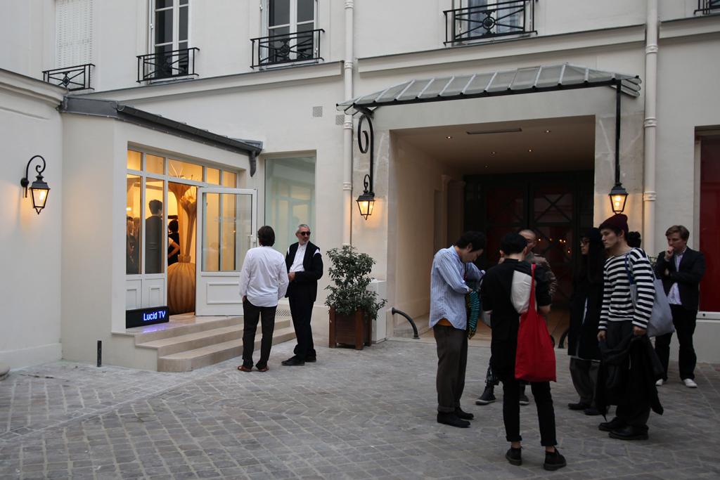 Trading Museum COMME des GARÇONS Paris Opening Recap