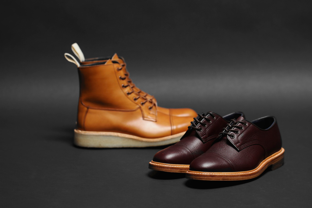 Tricker's for Norse Store Footwear Collection