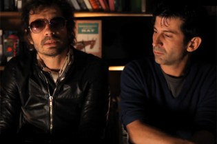 Unconventional Friends: Andre Saraiva and Olivier Zahm