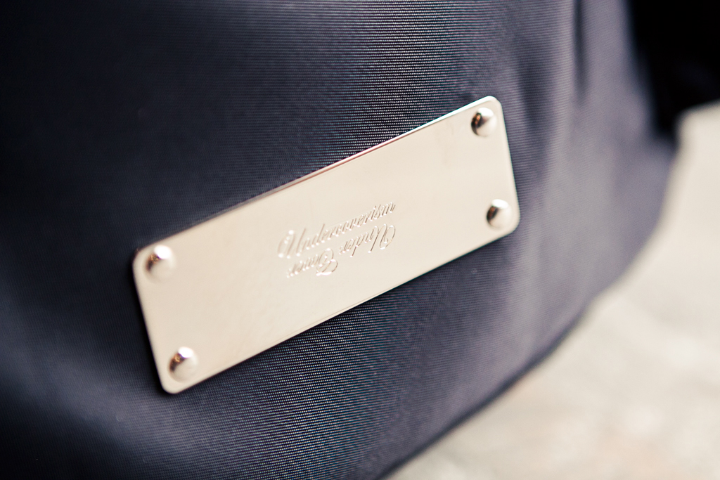 undercover 2011 fallwinter nylon backpack