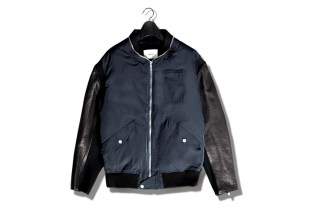 UNDERCOVER 2011 Fall/Winter Stadium Jacket