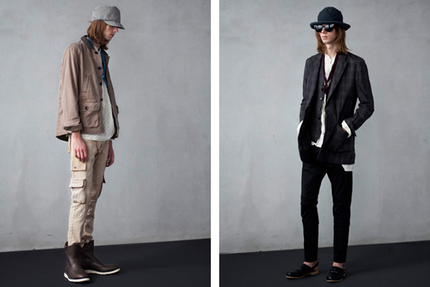UNDERCOVER 2012 Spring/Summer Collection