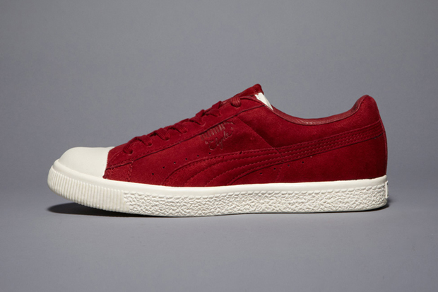 Undefeated x PUMA Clyde Coverblock Collection