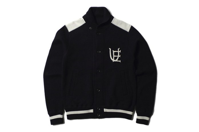 uniform experiment Sweat Stadium Blouson