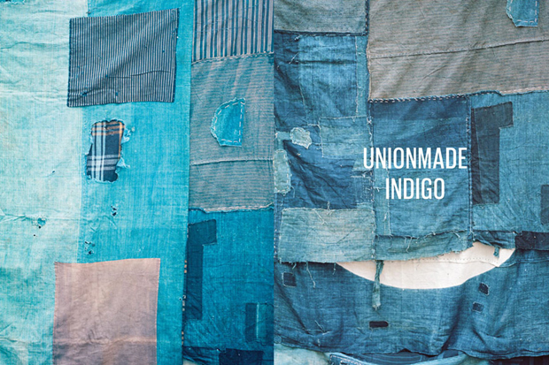 "UNIONMADE 2011 Fall/Winter ""Indigo"" Lookbook"