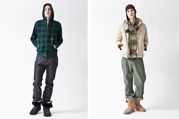 URSUS BAPE 2011 Fall/Winter Lookbook