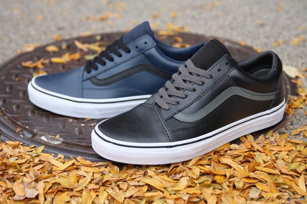 Vans 2011 Fall Old Skool Pack