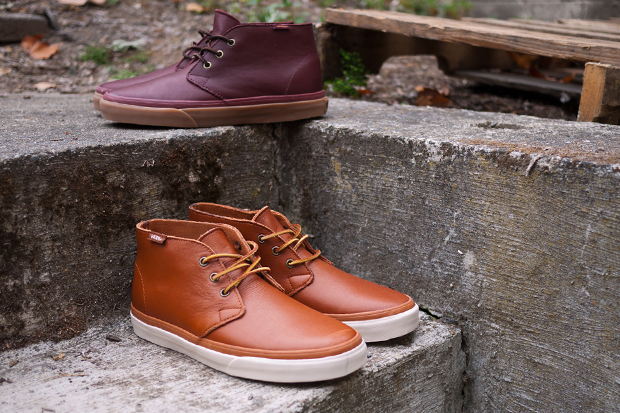 Vans California 2011 Holiday Chukka Decon