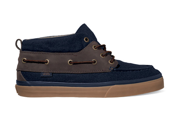 Vans California 2011 Holiday Chukka Del Barco Decon CA