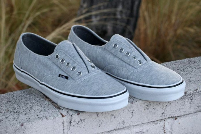Vans Era Laceless Heathered Fleece/Wild Dove