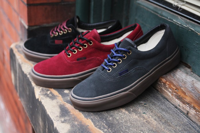Vans 2011 Fall/Winter Collection Era Suede
