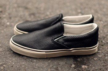 "Vans Vault 2011 Fall/Winter Slip-Ons LX ""Snake"""