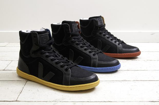 Veja 2011 SPMA Black Limited edition