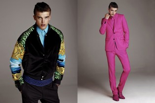 Versace for H&M Men's Preview