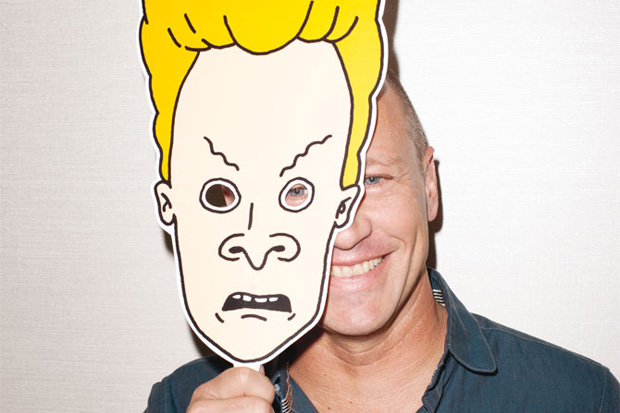 vice mike judge talks beavis and butt head