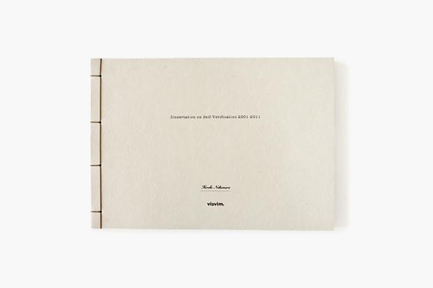 visvim 10th Anniversary Book 'Dissertation on Self-Verification 2001-2011'