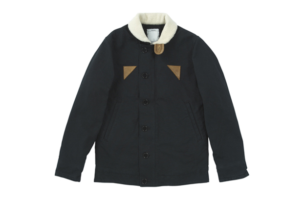 visvim 2011 Fall/Winter DECKHAND JACKET