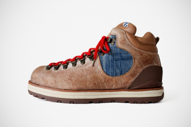 visvim 2011 Fall/Winter SERRA BOOTS