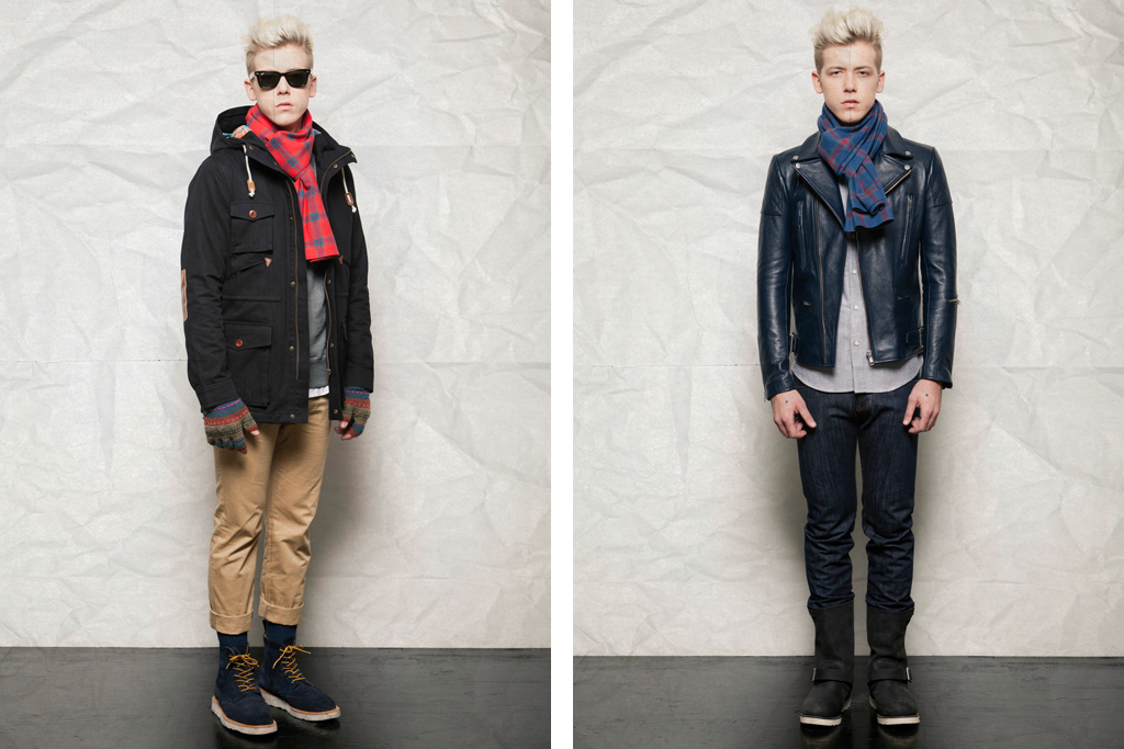 VIVASTUDIO 2011 Fall/Winter Collection Lookbook