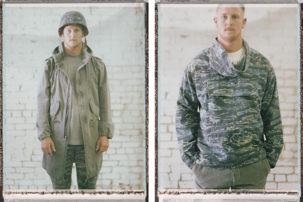Warriors of Radness 2011 Fall/Winter Lookbook