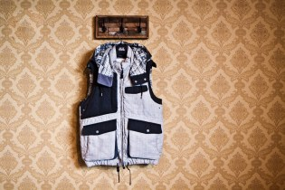 White Mountaineering Pertex E/W Viella Down Vest