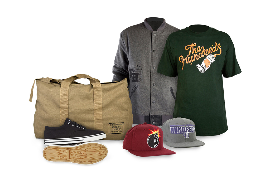 Win a $500 Giftpack from The Hundreds!