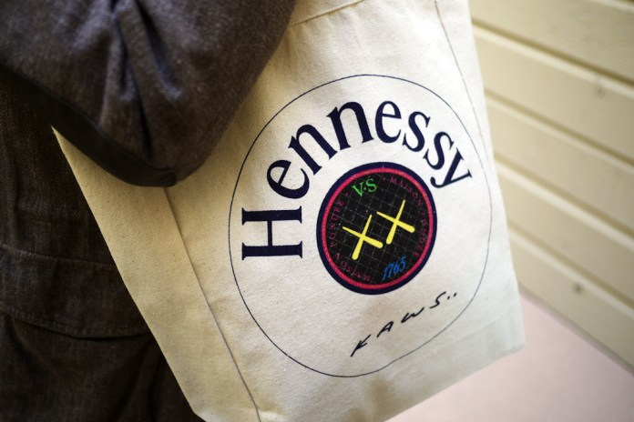 Win an Exclusive Hennessy x KAWS Tote Bag!