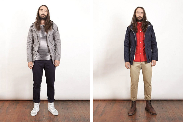 wings + horns 2012 Spring/Summer Collection