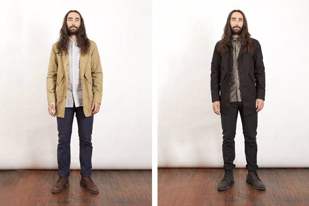 wings horns 2012 springsummer collection