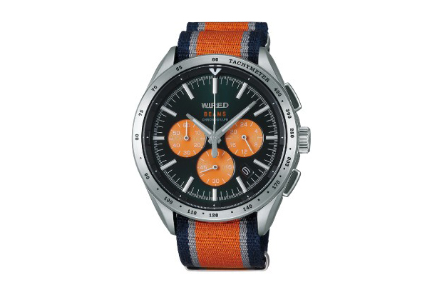 WIRED featuring BEAMS Vol.15 Watches