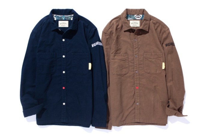 World Workers x Stussy Japan Capsule Collection