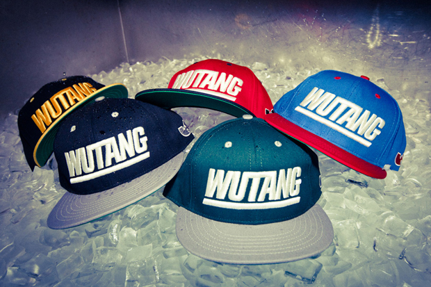 Wu-Tang x Rocksmith 2011 Holiday Headwear Collection