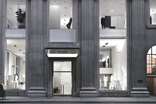 WWD: The House That Calvin Klein Built