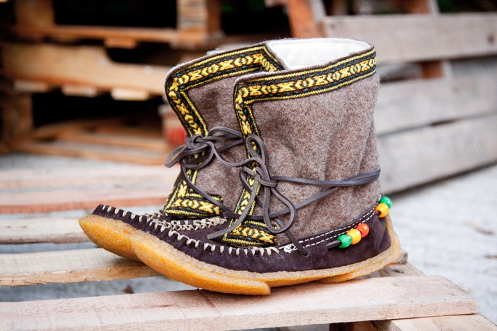 Yuketen Native Cree Boots