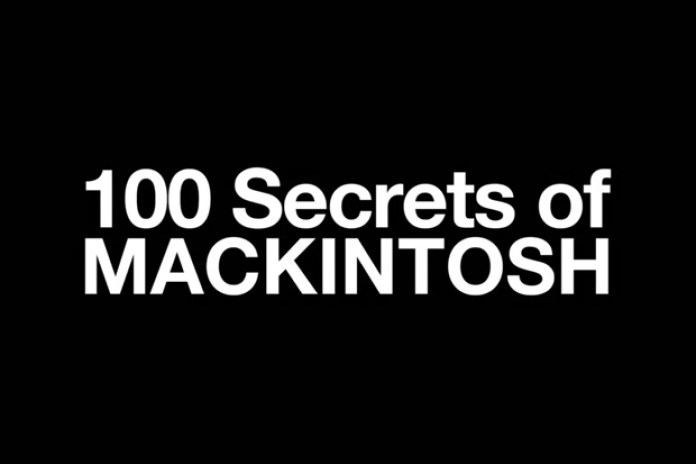 100 Secrets of MACKINTOSH Video Series