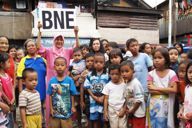 12oz: BNE Talks About the BNE Water Foundation