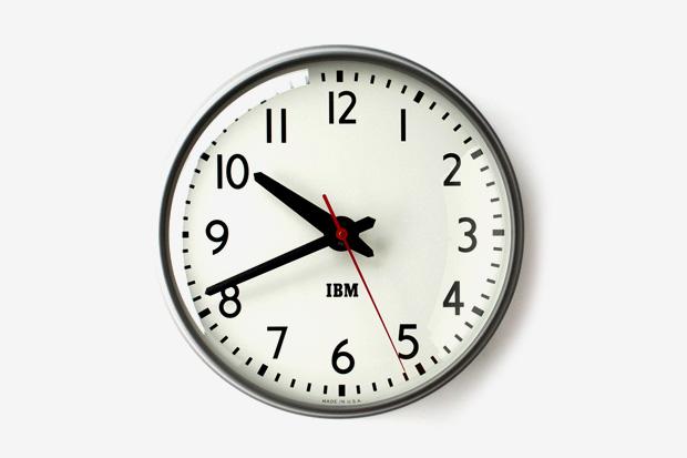 1960s IBM Standard Issue Clock