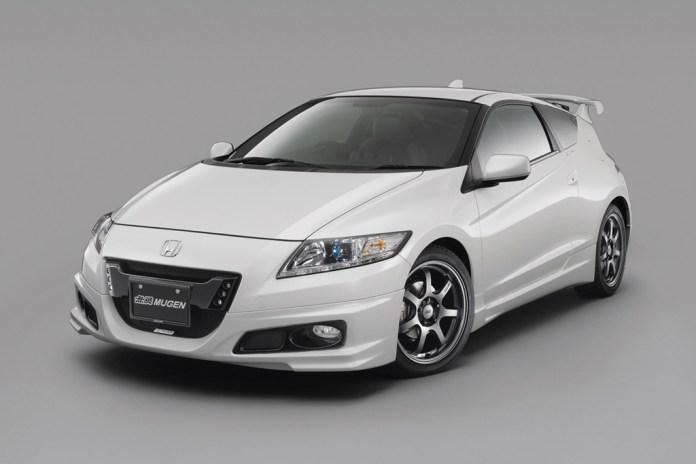 2012 Honda CR-Z iCF