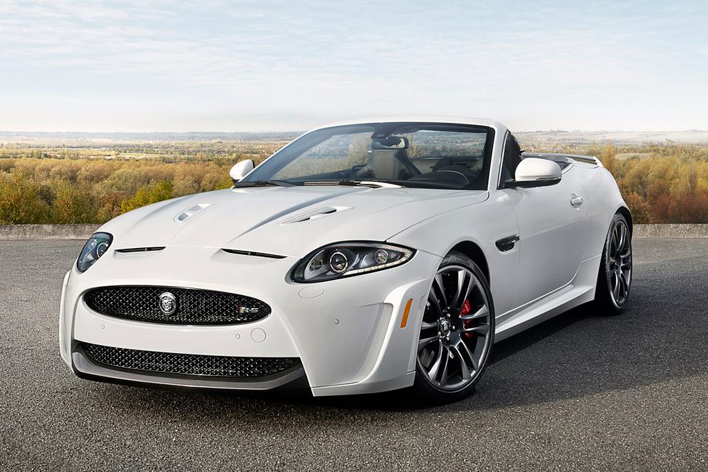 2012 Jaguar XKR-S Convertible