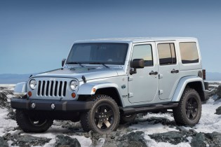 2012 Jeep Wrangler & Liberty Arctic Editions