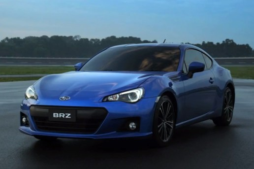 "2012 Subaru BRZ ""Pure Handling Delight"" Video"