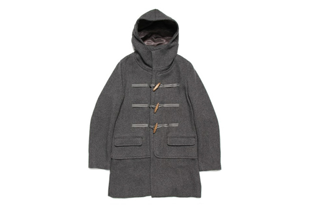 UNDERCOVERISM H4304-1 Fisherman Jacket
